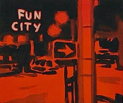 Andreas Leikauf, 'Fun city', 2005