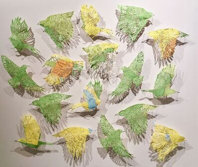 Claire Brewster, 'Green Grass of Home, Part 1'
