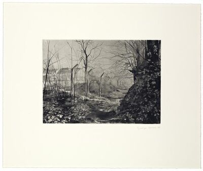 George Shaw, '12 Short Walks IX', 2005