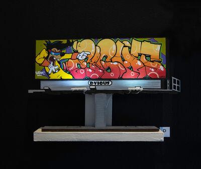 Eight, 'Billboard P', 2018