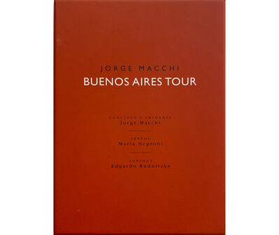 Jorge Macchi, 'Buenos Aires Tour', 2004