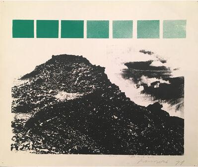Osvaldo Romberg, 'El paisaje como idea', 1971