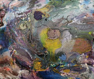Jules Olitski, 'Celebrations: Purple', 2000