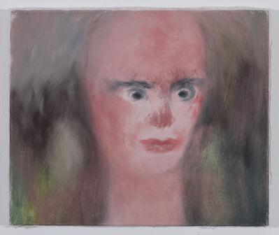 Miriam Cahn, 'blick auf den menschen', 1999
