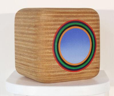 Mark Knoerzer, 'Small Cube', 2018