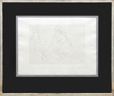 Pablo Picasso, 'Deux femmes III. (Two Women III.)', 1965