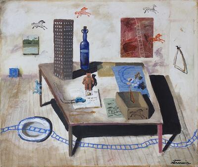 Ignacio Iturria, 'De la serie Caribe Nocturno', 2016