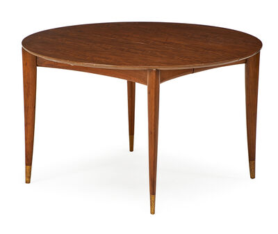 Gio Ponti, 'Extension dining table, New York', mid 20th C.