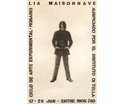 Norberto Puzzolo, 'Lía Maisonnave', 1968