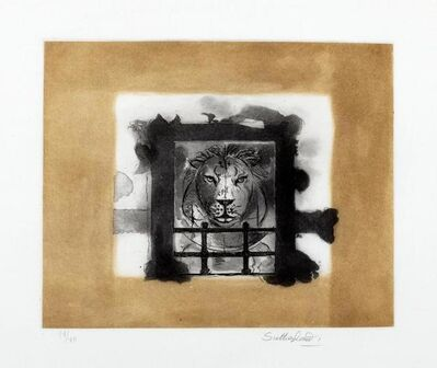 Graham Sutherland, 'The Lion', 1979