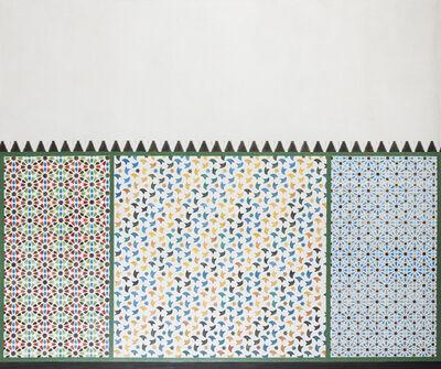 Lucy McKenzie, 'Alhambra Motifs II', 2013