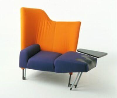 """Paolo Daganello, '""""Torso"""" chaise longue', 1982"""