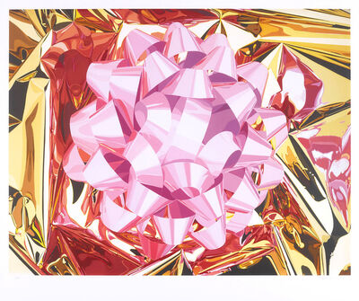Jeff Koons, 'Pink Bow (Celebration Series)', 2013