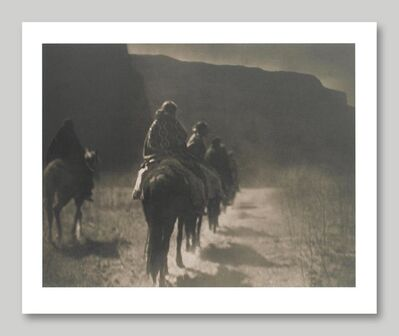 Edward Sheriff Curtis, 'Vanishing Race', 1999