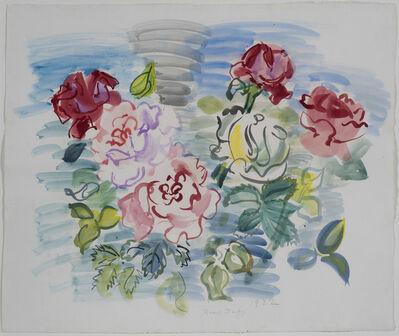 Raoul Dufy, 'Bouquet de Roses', 1932