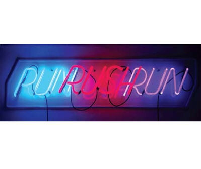 Margarita Paksa, 'Run rush run', 1977/2009