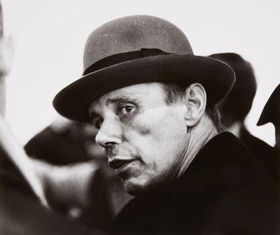 Benjamin Katz, 'Joseph Beuys', 1980