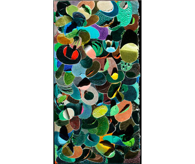Eduardo Santiere, 'Verdes', 2016
