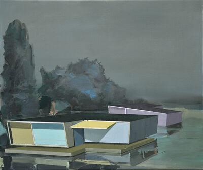 Ulf Puder, 'Septembernbel in Seine-et-Marne', 2020