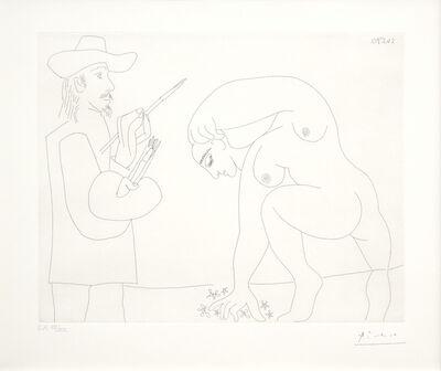Pablo Picasso, '156 Series', 1970-1972
