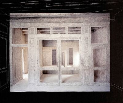 Georges Rousse, 'Châtellerault', 1996