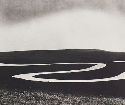 Bill Brandt, 'Cuckmere River, Sussex', 1963