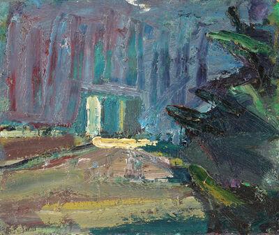 Terry St. John, 'Marina/Cedar Tree', 2006