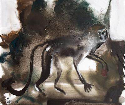 Martina Steckholzer, 'Monkez with Fruit', 2021