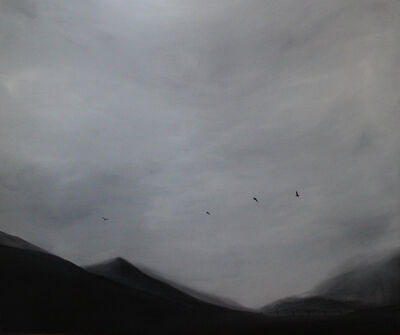 Thomas Watkiss, 'The Wall (Ólafsfjördur)', 2019