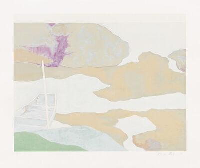 Kenzo Okada, 'Boat', 1977