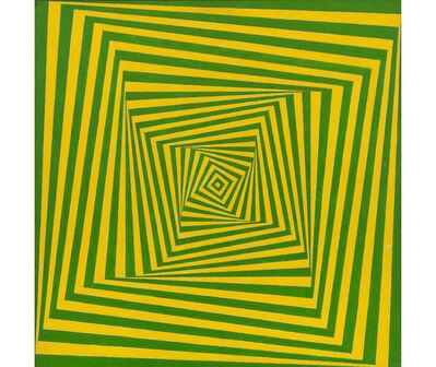 Abdulio Giudici, 'Bamboleo de amarillos y verdes', 1997-1998