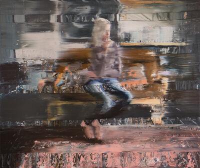 Andy Denzler, 'Liquid Living Room', 2017