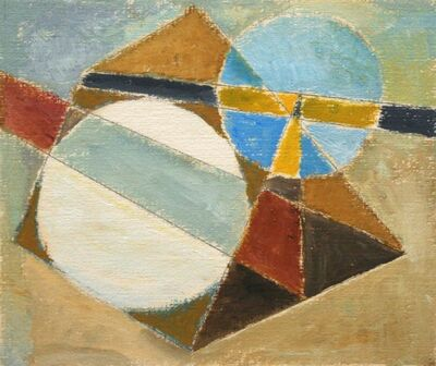 Werner Drewes, 'Untitled (Abstraction)', 20th Century