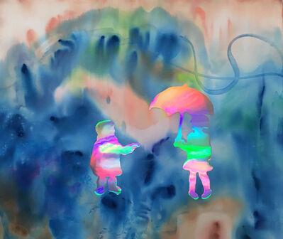 Ryo Hamamura, 'At the time of rain', 2018