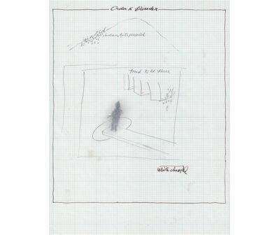 Rafael Hastings, 'Orden & disorder. De la serie Dibujos Mentales', 1967-1978