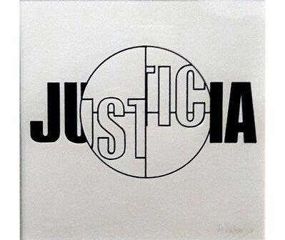 Margarita Paksa, 'Justicia', 1968