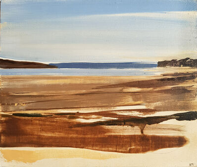 Hannah Mooney, 'Towards the Ferry House, Early Morning II', 2019