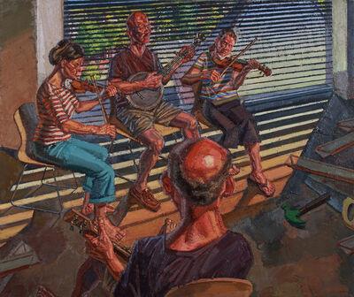 Michael Ananian, 'Banging and Sawing', 2016