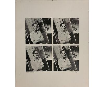 Norberto Puzzolo, 'Autorretrato a los 15 años II', 1983