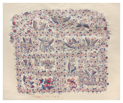 Frank Jones, 'Tom Devil Gambling ', ca. 1964-1969