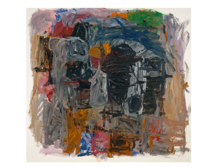 Philip Guston, 'The Tale', 1961