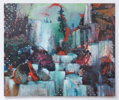 Alexandra Wiesenfeld, 'Free Fall Ice', 2018