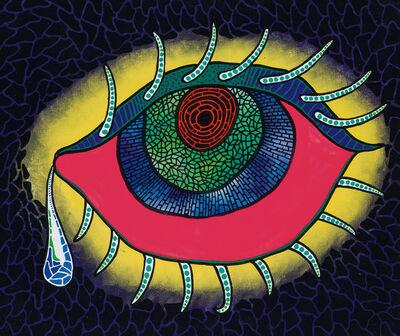 Yayoi Kusama, 'Teardrop', 1989
