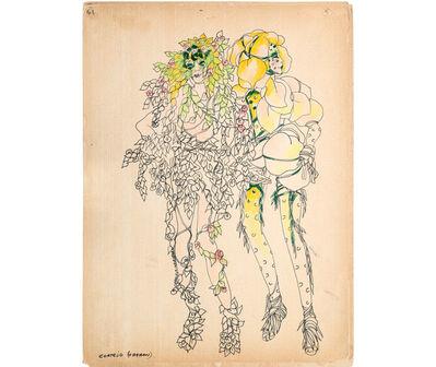 Delia Cancela, 'Cortejo (Oberon)', 1968
