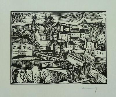 Maurice de Vlaminck, 'Montral ', 1913
