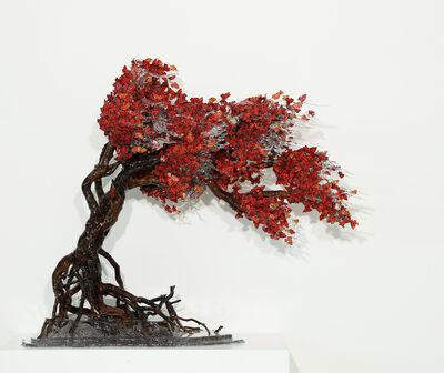 Annalù, 'Fukinagashi red n.1', 2020