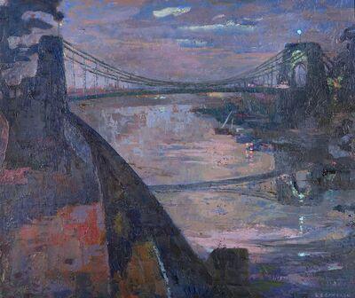 Gordon Stewart Cameron, 'Suspension Bridge'
