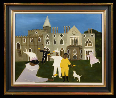 Mary Fedden, 'Masque at Strawberry Hill', 1990
