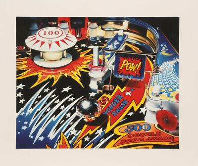 Charles Bell, 'Fireball 500', ca. 1995