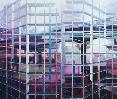 Driss Ouadahi, 'Unterführung', 2016